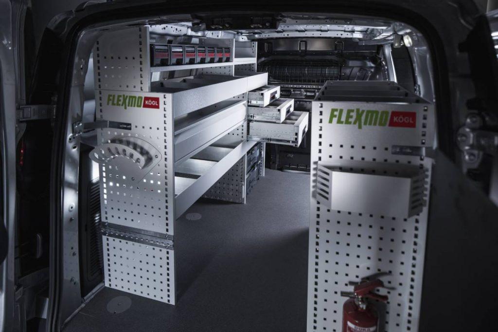 Flexmo Fahrzeugeinrichtung